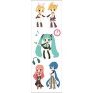 Plancha De Stickers De Anime De Vocaloid Len Kagamine Luka