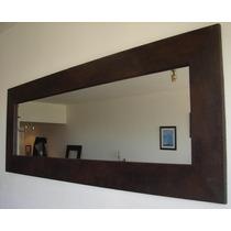 Espejos Con Marco En Eco Cuero 140 X 60 X 10cm