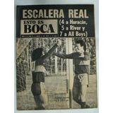 Revista Esto Es Boca 4 Huracan 5 A River 7 All Boys River 3a