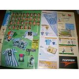 Poster Racing- Atlas Del Futbol Argentino (065) Ole