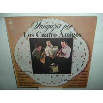Los Cuatro Amigos Tangazos Vinilo Argentino Promo