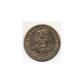 Abraham Lincoln 16º Presidente Eeuu Md 3032