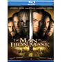 Blu-ray Man In The Iron Mask / Hombre De Mascara De Hierro