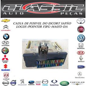 Caixa De Fusivel Do Logus / Pointer / Escort F3fg-14a073-da