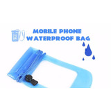 Bolsa Bag Case Capa Impermeável Iphone Galaxy Smarthphone