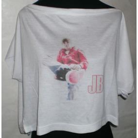 Puperas De Modal Estampadas Justin Bieber!