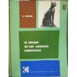 El Origen De Los Animales Domesticos - Thevenin, Rene - 1961