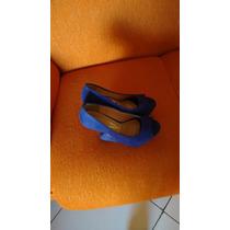 Sapato De Salto Invisível Vizano.