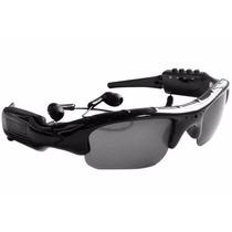 Óculos Espião C/ Mp3 - Óculos Câmera E Mp3 - Pronta Entrega
