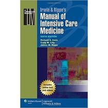 Irwin & Rippes Manual Of Intensive Care Medicine Sixth Editi