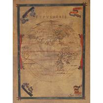 Arte Europeo : Antiguos Mapas - Láminas & Decoración