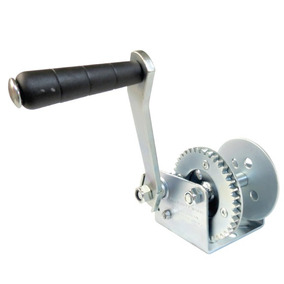 Malacate Winch Manual Galvanizado 600 Lbs O 270 Kg Sin Cable