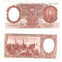 100 Pesos Moneda Nacional De 1965 Excelente ¡aprovecha!