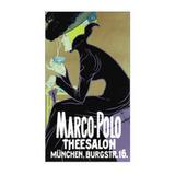 Alphonse Mucha - Publicidad De Marco Polo - 98 X 68 Cm