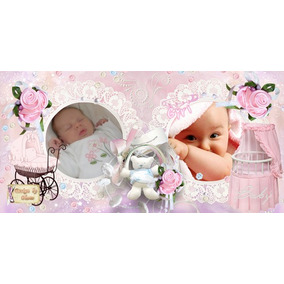 Fotomontajes Para Bebés Editables Con Photoshop