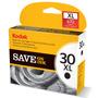 Cartucho Kodak 30xl Negro Tinta Original Esp C110 C310 2150