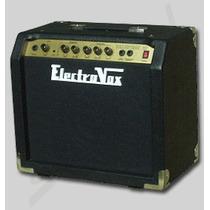 Amplificador De Guitarra Valvetech Gtt 30w Electrovox Decoud