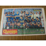 Boca Campeon Apertura 92 ( Lamina Del Diario Cronica) 1992
