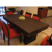 Mantel Cubre Mesa Eco Cuero Diseño!!!!