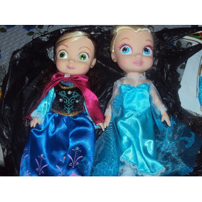 Frozen Princesas Frozen Anna Y Elsa De Frozen