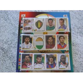 Album Figurinhas Copa 2002 Completo Todas Figurinhas A Colar