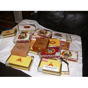 Cajas Vacias Cubano Para Coleccionistas Y Guiitarras
