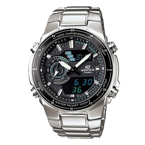 Relógio Casio Edifice Efa-131d-1a2 Efa-133d Em 12x S/ Juros