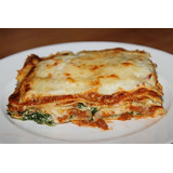 Vendo Lasagna Por 1/2 Metro T Por Porcion Segun Tamaño