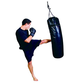 Kit Kick Boxing Tibial + Guantes 12oz