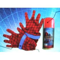 Spiderman Guantes Lanza Telarañas - Fair Play Toys