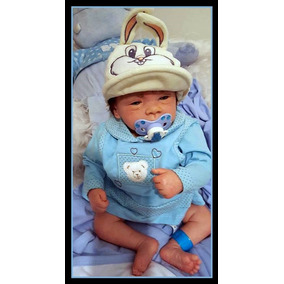 Bebê Coelhinho Rafael , Parece De Verdade !