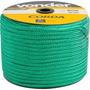 Cordas Em Polipropileno Trançada Verde Vonder 12mm X 140m