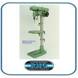 Agujereadora Perforadora Industrial De Pie 22 Mm Con Motor