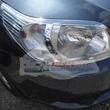 Borde Faro Cromado Chevrolet Aveo Lt Ls Kit Speed