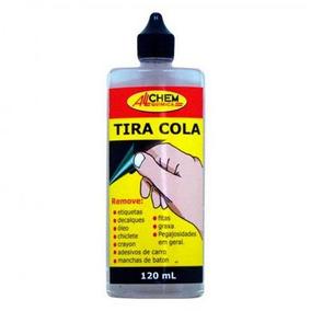 Tira Cola 120ml Allchem Removedor Adesivos, Etiquetas, Graxa