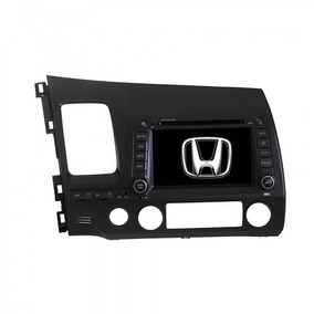 Central Multimídia Dvd Gps 4.4 Honda Civic 2007/2011 Wifi