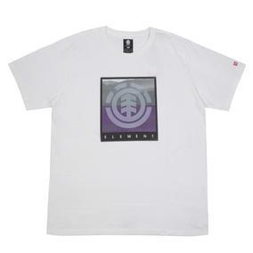 Camiseta Element Rolling Plus Size
