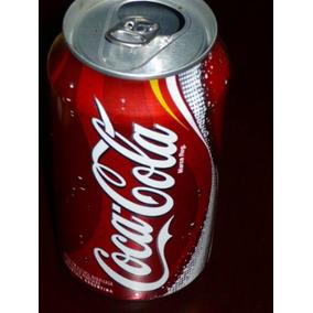 Coca Cola Lata 354 Ml Industria Argentina Clasica Vacia