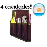 Cartuchera Estuche 3 Cavidade Porta Herramientas Gastronomia