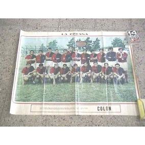 Colon De Santa Fe Poster De La Prensa