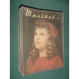 Revista Maribel 679 Peinados Costura Moda Ropa Vintage