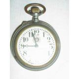 Reloj De Bolsillo Roskopf - Antiguo Funcionando