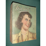 Revista Maribel 847 Ene49 Lydia Quintana Betty Macdonald