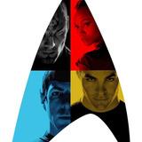 Lamina 45 X 30 Cm. - Star Trek Poster