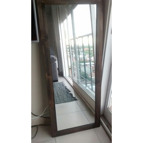 espejos de pared barnizados y patinados