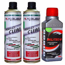 Kit Proteção Perfect Clean + Militec 1