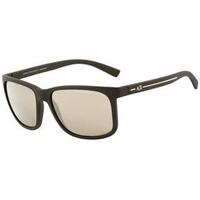 Armani Exchange Ax 4041 S - Óculos De Sol 8062/5a Marrom