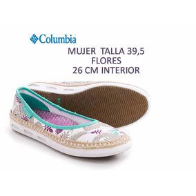 Zapatillas Mujer Columbia Talla Dama Exclusivas