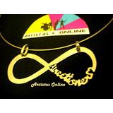 Collar One Direction Justin Bieber Infinito Artistas Online