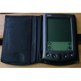 Palm Vx Con Funda Cables Base-sincro Y Cargador